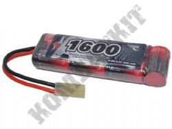Vapex Airsoft 8.4V Nimh 1600mAH 3x2+1 Block AEG Battery Pack Small Tamiya
